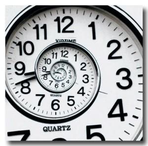 時間,使い方